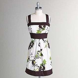 Squareneck Floral Print Dress  Speechless Clothing Juniors Dresses