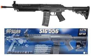 Sig Sauer SIG 556 Automatic Electric Airsoft Rifle AEG