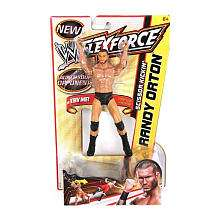 WWE FLEXFORCE Action Figure   Scissor KickinRandy Orton   Mattel