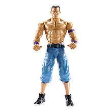WWE FLEXFORCE Action Figure   Body Slammin John Cena   Mattel   Toys