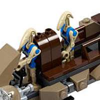 LEGO Star Wars The Battle of Naboo (7929)   LEGO