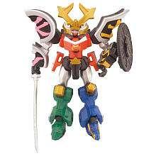 Power Ranger Retrofire Megazord 5 inch Action Figure   Samurai