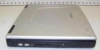PANASONIC TOUGHBOOK CF 51 LAPTOP CORE DUO 2GHz/ 1GB/ 80GB