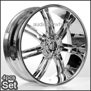 24 inch Wheels,Rims 300C/Magnum/Charger/Challenger/S10