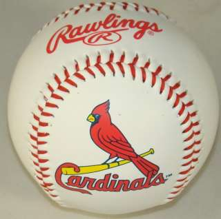 SAINT LOUIS CARDINALS MLB Rawlings Autograph BASEBALL