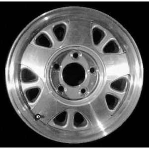 94 02 CHEVY CHEVROLET ASTRO ALLOY WHEEL RIM 15 INCH VAN, Diameter 15