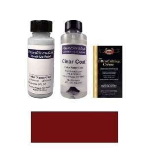 Medium Red Metallic Paint Bottle Kit for 1994 GMC Suburban (94/WA9088