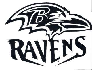 Baltimore Ravens Logo Decal/Sticker