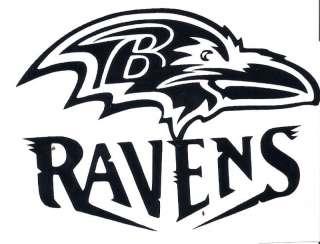 Baltimore Ravens Logo Decal/Sticker