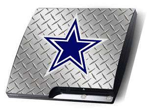 PLAYSTATION 3 DALLAS COWBOYS Art Decal Sticker Skins