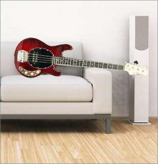 Dr. Tech Classic 4 Strings Electric Bass Guitar   Metallic Red   BRAND