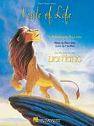 Circle Of Life Elton John Disney Song Piano Sheet Music