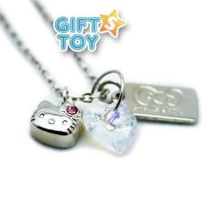 Hello Kitty Necklace (Ribbon)
