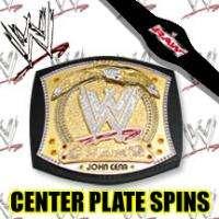 WWE WORLD Championship KIDS SIZE Spinning Replica BELT