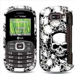Purple Leopard Hard Case Cover for LG Octane VN530