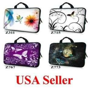 16 17 17.3 LAPTOP SLEEVE NOTEBOOK BAG CASE w HANDLE