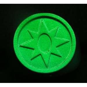 Green Lantern Power Ring: Love Symbol Green Misprint