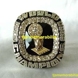 2006 MIAMI HEAT NBA WORLD CHAMPIONSHIP RING & ORIGINAL PRESENTATION