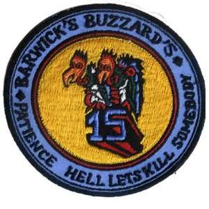 553RD RECON BARWICKS BUZZARDS 4 Patch Office Products