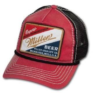 MILLER High Life Embroidered Mesh Baseball Cap / HAT