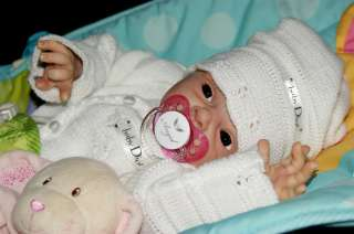 Sammie by Adrie Stoete  Schuiteman sweet reborn baby girl. Custom