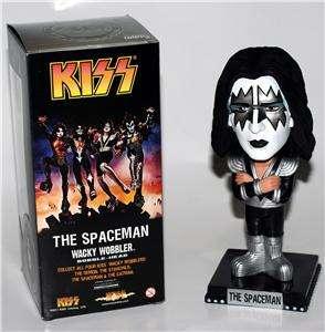 KISS 70s Hard Rock Heavy Metal Band BOBBLEHEAD WOBBLER