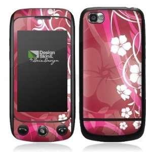 Design Skins for LG GS500 Cookie Plus   Pink Flower Design