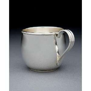 San Diego Pot Belly 925 Sterling Silver Baby Cup with Gift