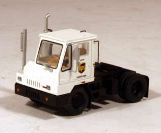 Athearn #29417 UPS Yard Tractor (Trailer Spotter) 1/87