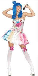 Sweet as Candy California Girl Adult Costume