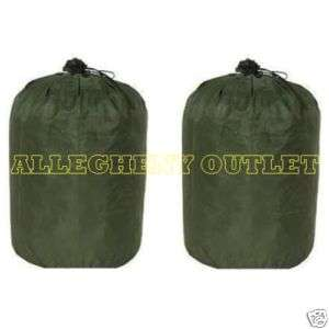 Clothing Bags Dry Bag USGI Waterproof Wet Weather Bag USED Free Ship