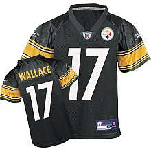 Reebok Pittsburgh Steelers Mike Wallace Toddlers Replica Team Color