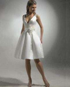 2011 New Mini Short Bridesmaid prom gown Evening Dress