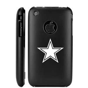 Apple iPhone 3G 3GS Black Aluminum Metal Case Dallas