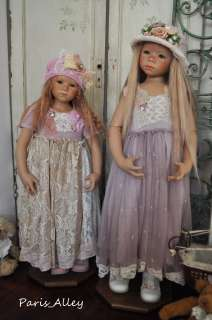 Autumn Breeze~French Lace Dress & Hat 4 ANNETTE HIMSTEDT Doll