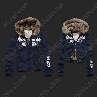 Korean Winter Warm Womens Long Sleeve Hooded Couples Zipper Short