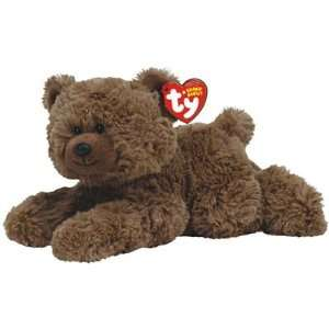TY Beanie Baby   LOGGER the Brown Bear Toys & Games