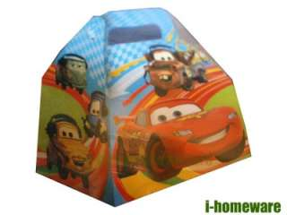 Cars 2 Disney McQueen Birthday Party 1x Gift Toy Card Box c077