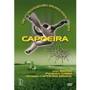 Capoeira Basic Techniques: Master Paulinho Sabia, C. Diez