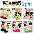 5Pairs SHINee Korean Super Star Character Socks[K POP]