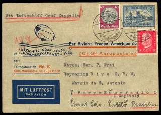 Si229   GERMAN ZEPPELIN FLIGH COVER  