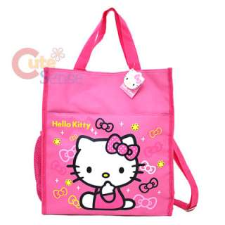 Sanrio Hello Kitty Multi Tote Diaper Shoulder Bag  Pink
