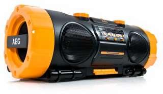 Ghettoblaster Boombox Radio CD  USB AEG SRP 4332