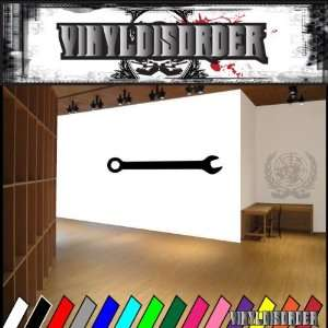 Tools Wrench NS001 Vinyl Decal Wall Art Sticker Mural
