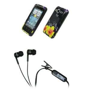 Stereo Hands Free 3.5mm Headset Headphones for Sprint HTC EVO Shift 4G