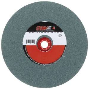 CGW 38509 6 Type 1 Bench Wheel Green Silicon Carbide 100 Grit