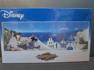Disney Mickey & Minnie Panorama Jigsaw Puzzle 950pc#581