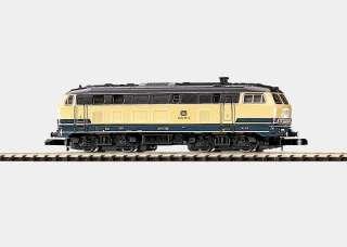 8878 Marklin Z DB Diesel Locomotive Class BR 218 LEDs