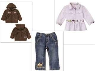 Gymboree Baby Girl Fall Winter Dress Pants Shirt 3   6