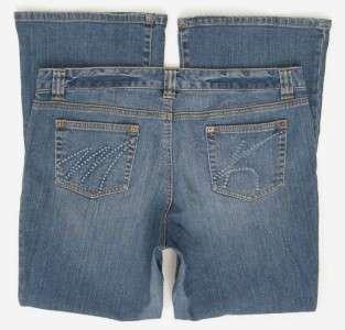MICHAEL KORS Boot Cut Stretch Denim Jeans Size 14 ~ Excellent